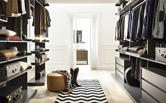Closet City custom walk-in closets