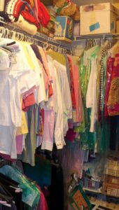 closet solutions, space planning for closets