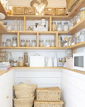 Closet City Pantry Storage Solutions